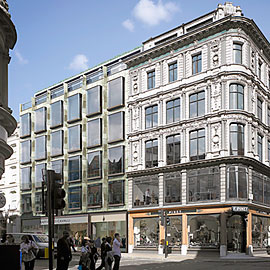 Ing provides 130m loan for new bond street acquisition for 108 new bond street salon