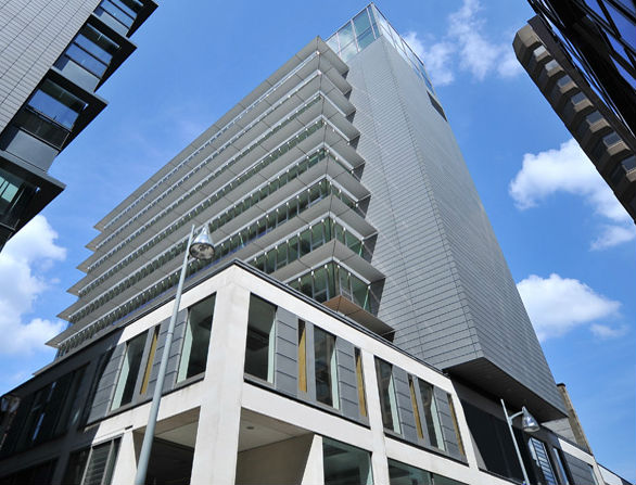 building an office. munich family office am alpha has completed the acquisition of zenith building an property in central business district manchester