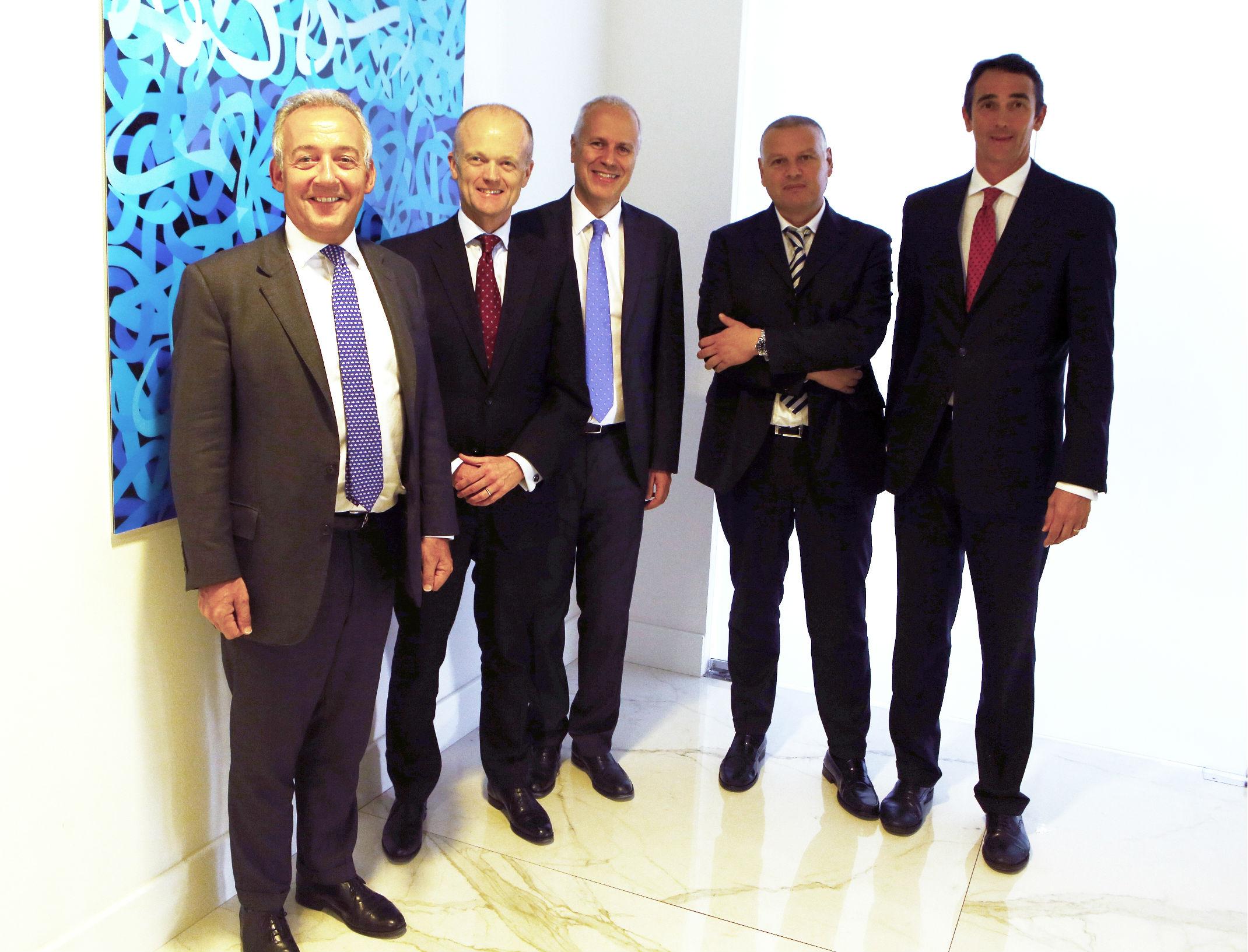 Savills acquires retail experts Larry Smith Italia