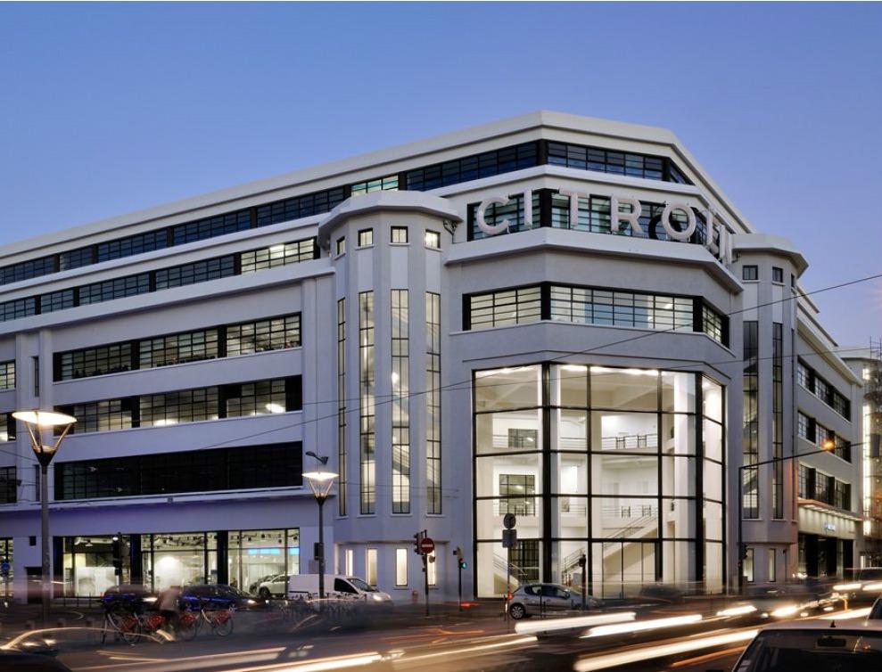 Deka immobilien acquires landmark building in propertyeu for Garage lyon 5