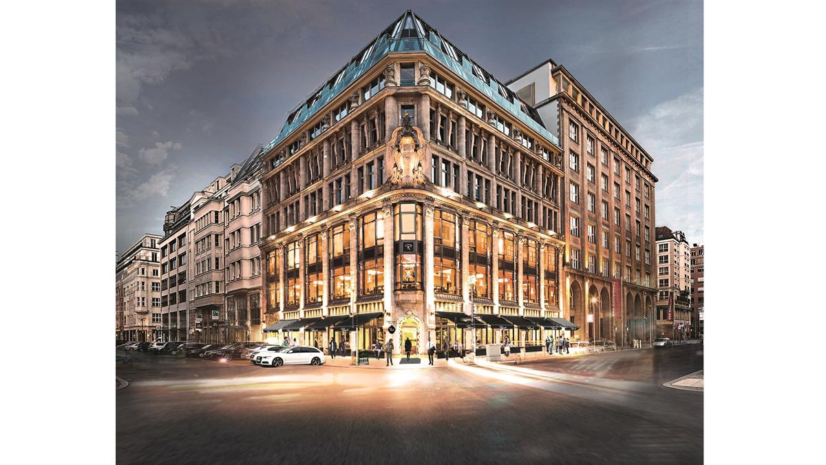 Relativ Savills advises on sale of Charlotte office i... | propertyEU UB93