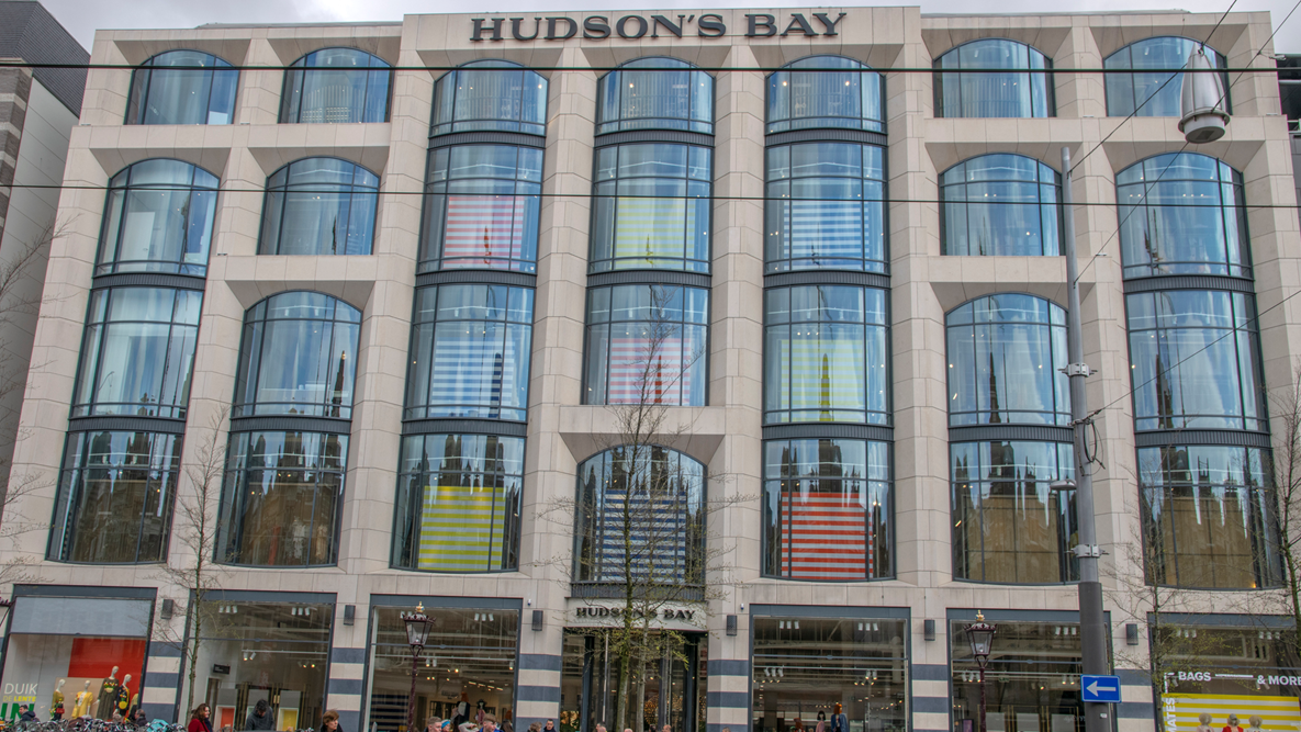 Hudson's Bay pulls out of Dutch market, closi    | propertyEU