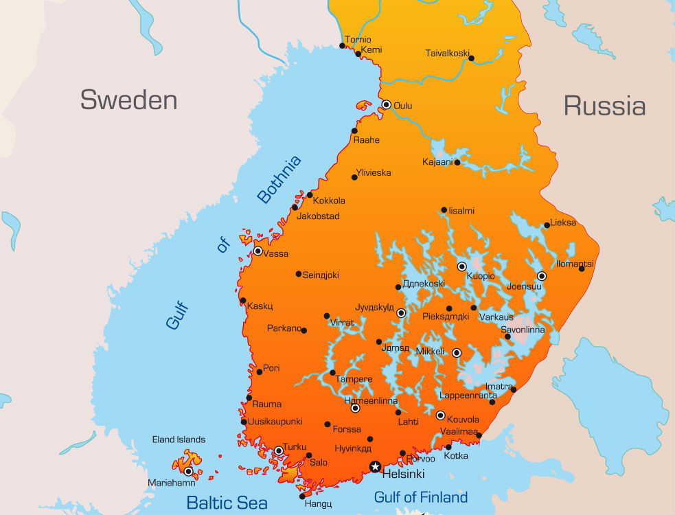 Korean capital enters Finland with 135 000m2